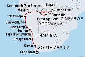 south africa tours botswana namibia