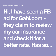 Many people wonder what the insurance claim check cashing laws are and if you have to spend the funds for the designated repair. Hi I Have Seen A Fb Ad For Gabi Com They Claim To Review My Car Insurance And Check It For A Better Rate Has Som Online Insurance Fb Ads Medicare