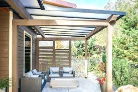 simple wood patio covers. Perfect Wood Wood Patio Roof Kits Awning Covers Awnings For Homes  To Simple Wood Patio Covers