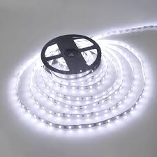 Đèn Led Dây 5050 5630 2835 RGB Đèn 12V 5M Dẻo Nhà Bếp Đèn Trang Trí Chống  Nước 300 Led Băng diode Nơ 60 LED/M|LED Strips