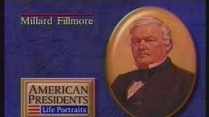Image result for Millard Fillmore, was sworn