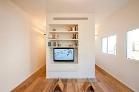 Small Apartment In Tel-Aviv With Functional Design | iDesignArch ...