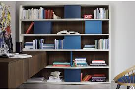Libreria Ad Angolo Design Soggiorno Leonard