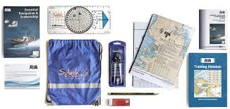 Rya Charts Essential Navigation Course Rya Theory Courses