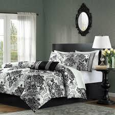 elegant black and white damask bedding 15 california king size comforter designs duvet cover cm calrter dimensions sets target brown green with decorative