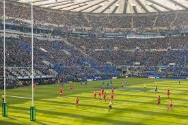 Rugby Olympia ✅ 2021 ☀️ตั๋ว Travel Flight Hotel 2020