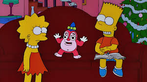 12 DAYS OF CHRISTMAS REVIEW THE SIMPSONS CHRISTMAS EPISODES.