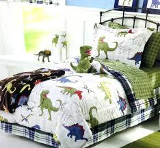 dinosaur comforter toddler boy bedding sets set kids b modern stunning bed sheet