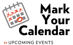 Image result for clipart mark your calendar