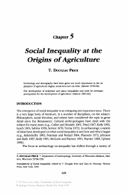social inequality essay social issue essay example social issues  social inequality at the origins of agriculture springer inside