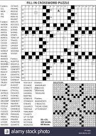 blank crossword puzzle grids printable crossword puzzles words stock photos crossword puzzles words stock