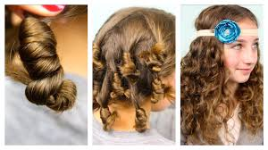 elegant cute easy hairstyles for curly hair 73 for your ideas with cute easy hairstyles for