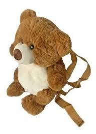Купить <b>Игрушка</b>-рюкзак <b>Fluffy Family</b> Мишка по низкой цене с ...