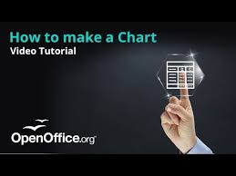 Types Of Charts In Openoffice Calc How To Make A Chart Using Open Office 4 Calc Spreadsheet Dcp Web Designers Tutorial