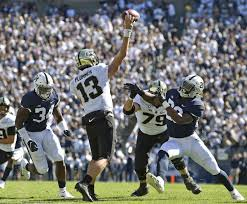 Purdue Football 2017 Depth Chart Purdue Football Shake Up Coming On The Offensive Line