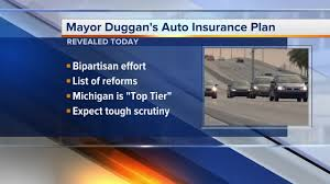 detroit mayor to unveil plan to lower michigan auto insurance rates