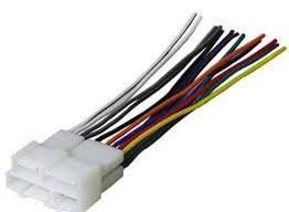 amazon com absolute awh240 gwh344 70 1858 wiring harness connects Metra Wiring Harness Diagram 350Z absolute awh240 gwh344 70 1858 wiring harness connects an aftermarket receiver to factory plug