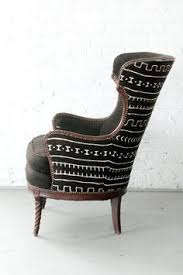 cloth chairs furniture. our mali chair is upholstered with beautiful textured african mud cloth straight from we chairs furniture