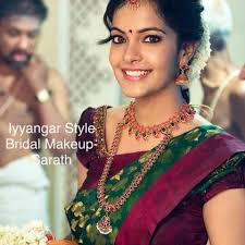 sri sarath is the expert of giving good bridal makeover his makeup skills is highlighted