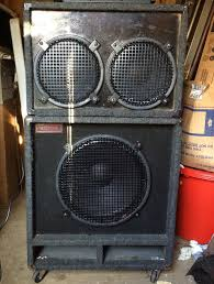 1x15 Guitar Cabinet For Sale Eminence Loaded 1x15 2x10 Speaker Cabinets