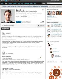 professionally written linkedin profile
