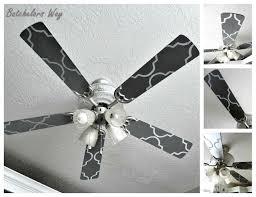 office ceiling fan. Batchelors Way Office Redo Custom Ceiling Fan Blades R