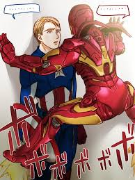 This makes me so happy. | Steve/Tony {Stony} | Pinterest | Armors ... via Relatably.com