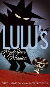 Lulu Book Cover Design Lulus Mysterious Mission School Library Journal