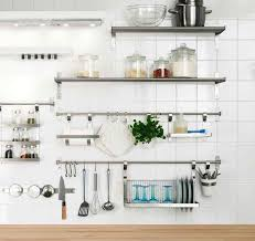 Wonderful Shelf Rack For Kitchen 15 Dramatic Kitchen Designs With Stainless  Steel Shelves Rilane