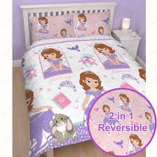 Sofia The First Bedroom Sofia The First Disney Girls Duvet Cover Sets Kids Ebay