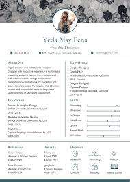 Free Modern Resume Templates Free Modern Resume And Cv Template In