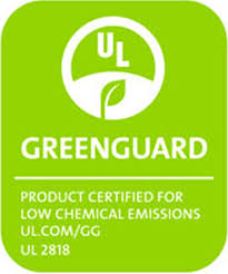 ul greenguard certification mark