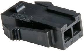 43640 0200 molex connector housing single row panel mount molex 43640 0200