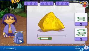 crystals rule sid the science kid pbs kids lab