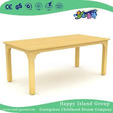 school rectangle table. China School Children Wooden Rectangle Table Desk Furniture (HG-3902) - Kindergarten Plastic Furniture, Kids And Chair 1