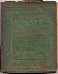 ghosts little leather library redcroft edition