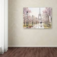 eiffel tower pastel by the macneil studio ready to hang canvas wall art target on framed canvas wall art target with eiffel tower pastel by the macneil studio ready to hang canvas wall