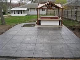patios design concrete corp home plain patio plain concrete patio t10 patio