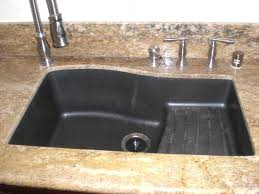 Granite Kitchen Sink Reviews Granite Composite Undermount Sinks Roselawnlutheran