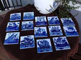 Blue And White Decorative Tiles Victorian Decorative Tiles What Makes a Tile Victorian 27