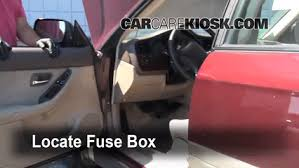 interior fuse box location subaru outback subaru interior fuse box location 2000 2004 subaru outback 2001 subaru outback limited 2 5l 4 cyl wagon