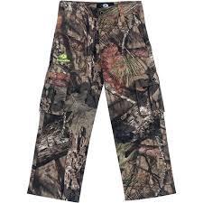 Rustic Ridge Pants Size Chart Mossy Oak Youth Cargo Pant Breakup Country