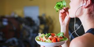 Meal Plans For Runners Bbc Good Food