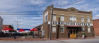 Good coffee, good food, good people! Demolition Coffee Studioammons