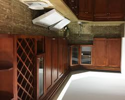 Cherry Or Maple Cabinets Cherry Colored Maple Kitchen Cabinets