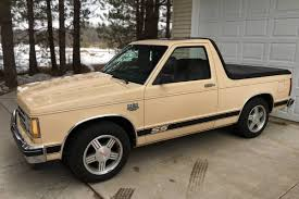 V8 Topless Tahoe: 1985 Chevrolet S10 Blazer - http://barnfinds.com ...
