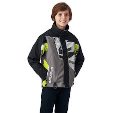 Youth Ripper Jacket With Zonal 3m Insulation