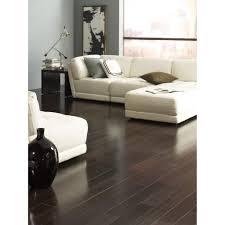 Floor Design Casual Home Interior Decoraiton Using Solid Oak