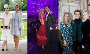 Lady Kitty Spencer's celebrity wedding ...