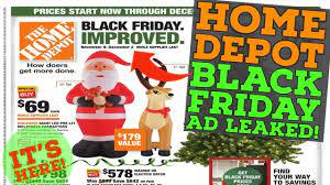 Home Depot Black Friday 2020 LEAKED ...